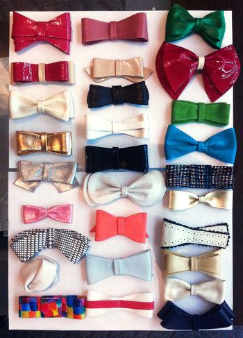 Abundance Arrangement Bow Bows Colorfull Colors Papion Ribbon Shoebows