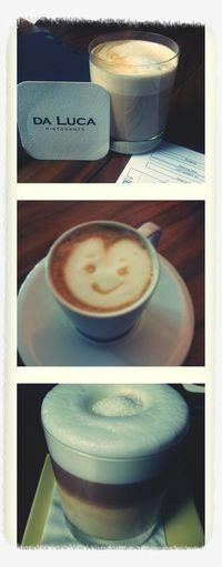 no es sólo un café con leche, hay mucho cariño en estos que os enseño.