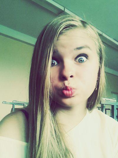 Crazy duckface!! haha Holiday Being Crazy Crazy Face Yolo