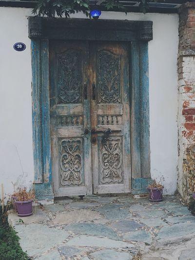 Door Old Buildings Olddoor Architecture House Outdoors Closed Door Front Door Entry Built Structure