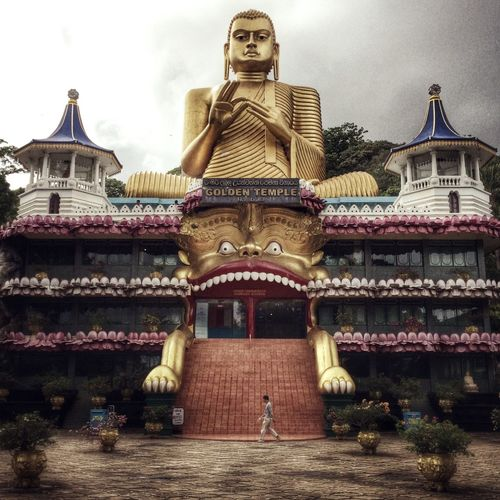 IPhoneography Streetphotography Traveling Temple