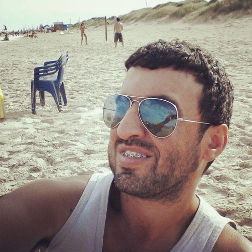 Beard Hi! On The Beach Imbé Em Imbé/Brasil.