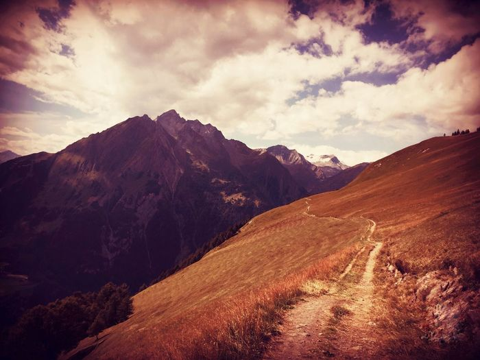 Mountain Landscape Nature No People Beauty In Nature Outdoors Österreich Austria Tirol  Sky Day Osttirol Berge