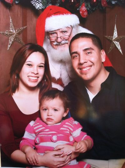 Our Christmas pictures 2012.