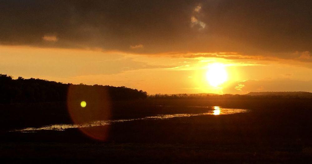 Arkansas, Sunset