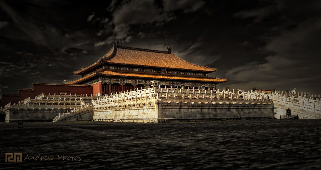 Imperial Palace-China Architecture Beijing, China Building Exterior China Imperial Palace-China International Landmark Outdoors