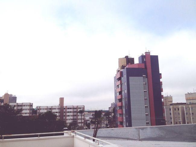 Bom dia Curitiba...