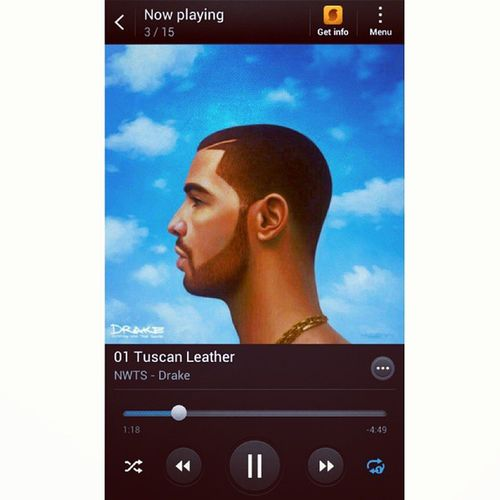 Dope ass track and dope ass album NWTS @champagnepapi Dopealbum Drake