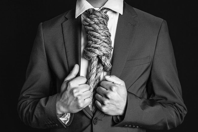Necktie Midsection Men Tying Moctezuma Photography Art Selling Canon first eyeem photo Black And White Friday EyeEmNewHere Be. Ready.