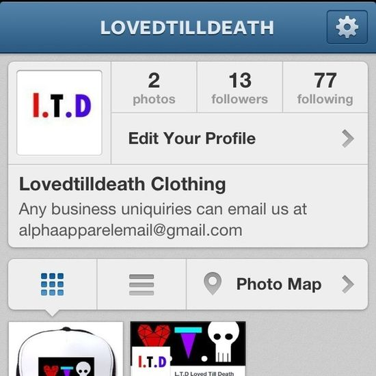 We just made a instagram go folllow to show some support ..