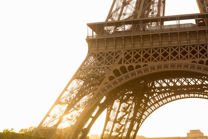 Eiffel Tower France Paris Tourist Attraction  Architectural Feature Architecture Built Structure Iron Landmark Monument Tourism Tower Travel Travel Destinations