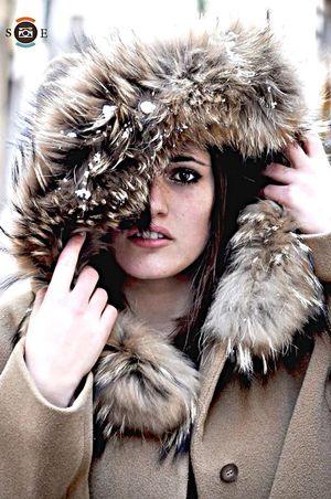 Model Winter Amazing ElenaSommacalphotographer on Facebook OpenEdit