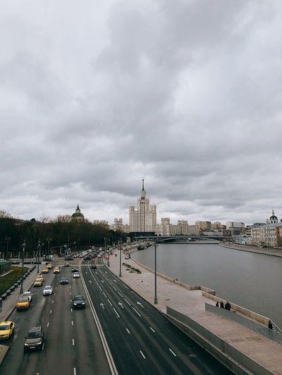 Moscow Gloomy