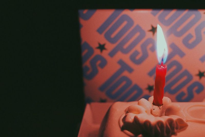 Silent ignite. Vscocam EyeEm Candle Color