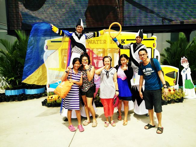 Its Me Swimming Waterpark Cartoon Network Lovethailand