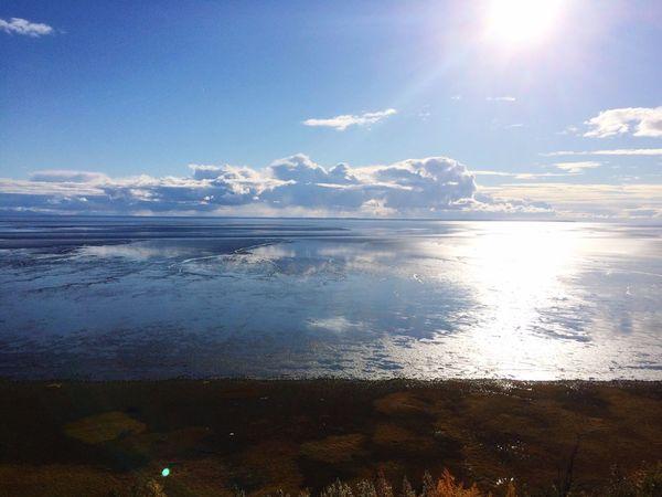 Alaska AFS Landscape Amazing View Amazing Traveling Enjoying Life Ocean Sun Coast