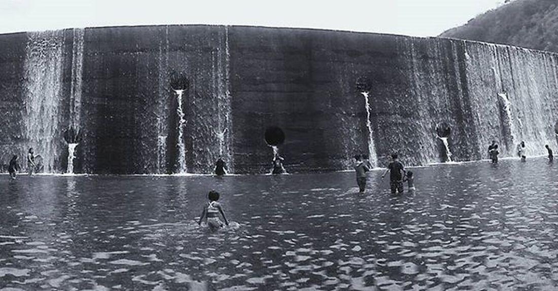 Madongan Dam. 🌊 Ilocos Ilocosnorte Upnorth North Philippines Pilipinas Travel Madongan Madongandam Blackandwhite VSCO Vscocam