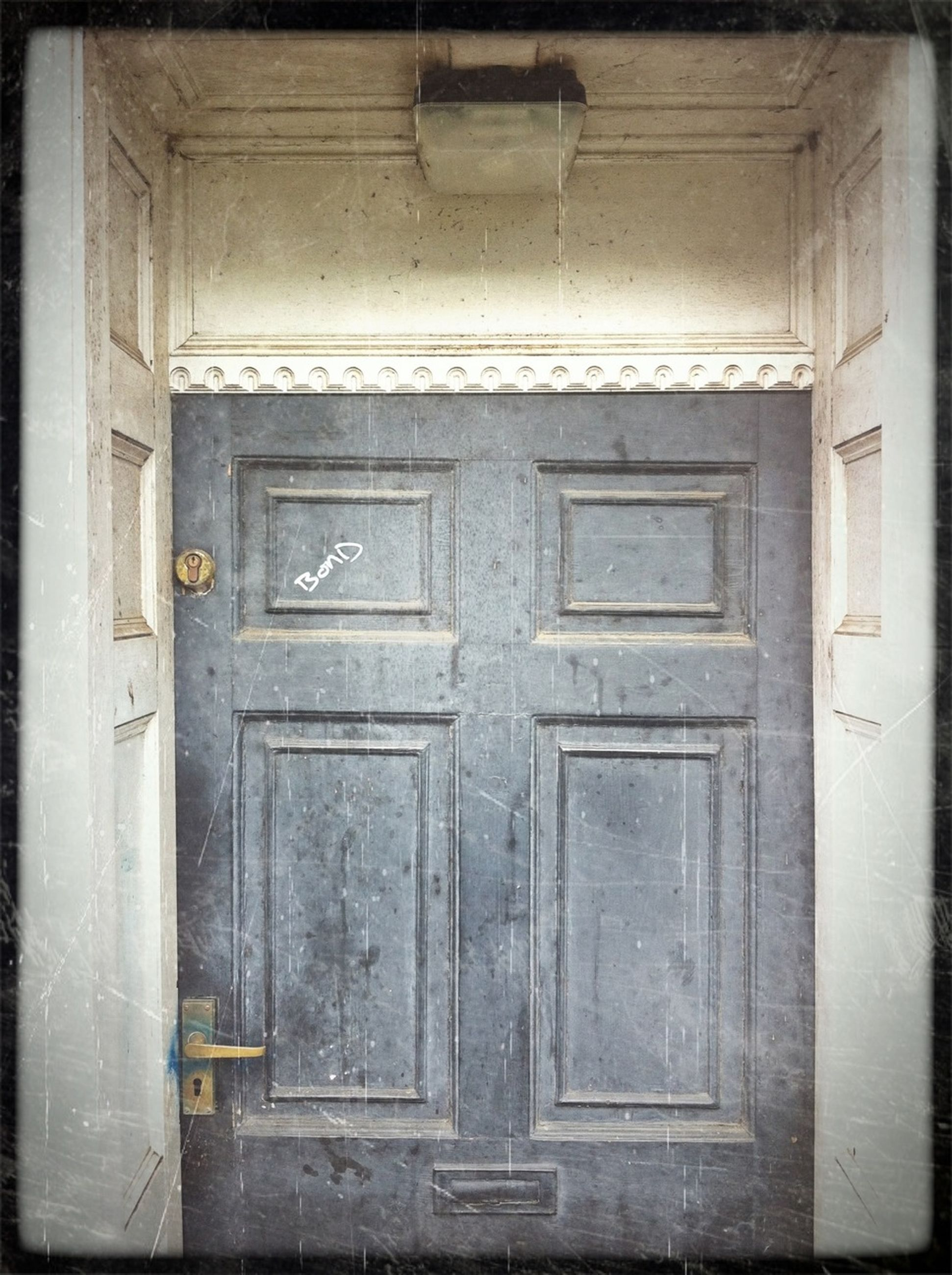 door, closed, built structure, architecture, building exterior, safety, entrance, protection, security, wood - material, transfer print, old, full frame, house, window, backgrounds, auto post production filter, no people, close-up, wooden