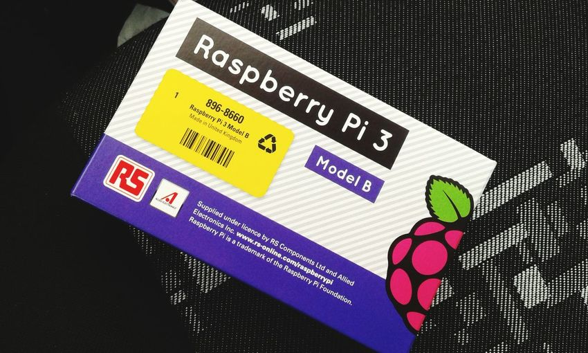 Raspberry Pi una prima dei pasti