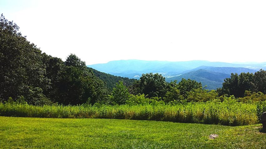 Edge Of The World Shenandoah USA Summer Vaction Traveling