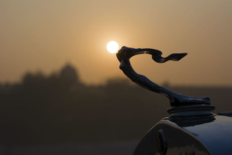 Let cadillac kiss the sun.. Silhouette Sunset Outdoors Beauty In Nature Cadillac Cadiz Sunsetkissed Sunset_collection Sunset Silhouettes The Drive Letmedrive Vintage Hood Ornament Cadillac Classic Cadillac♥  Cadillac Trail Cars Car Vintage Cars Vintage Style Be. Ready.