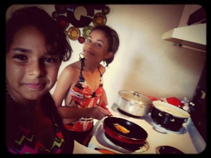 Cocinando Con La Bffa
