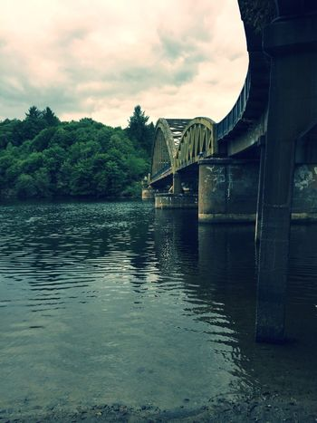 Nice it's not raining!!! Bridges France EyeEm