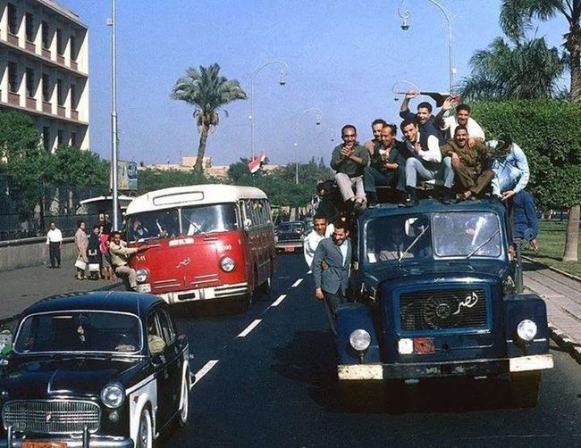Cairo Egypt 1986