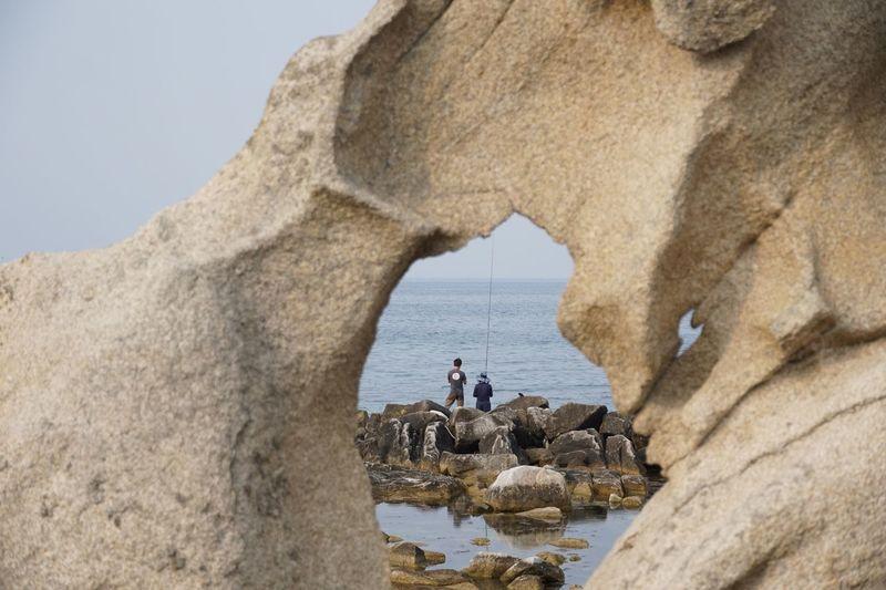 Fishing Rock -