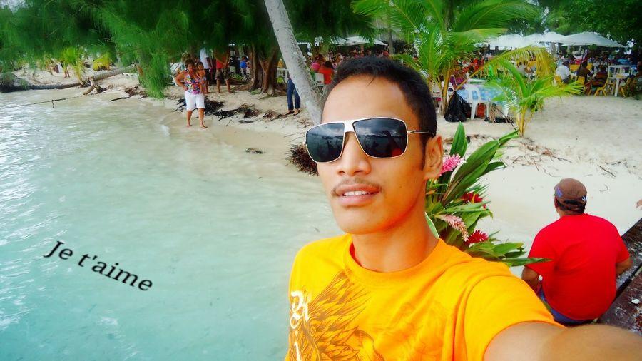 Cool la vie en Polynésie