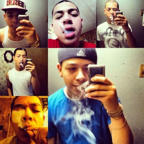 Smoker session