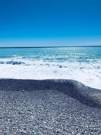 The beacj Sea