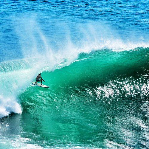 I saw a lot of famous surfers in Uluwatu today. 💓☺☝🌞🌊🏄 Uluwatu Surf Surfer Surfboard wave waves barrels ocean sea happy fun ilovemylife ripcurl ripcurlcup