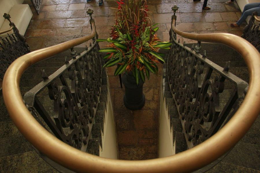 Brasil Saoluisdomaranhao Centrohistorico Palaciodosleoes Escada Escadaria Escada Arquitectura,monumentos Arquitecture Arquitectura