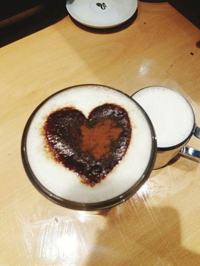 I like a tchibo coffee 😍