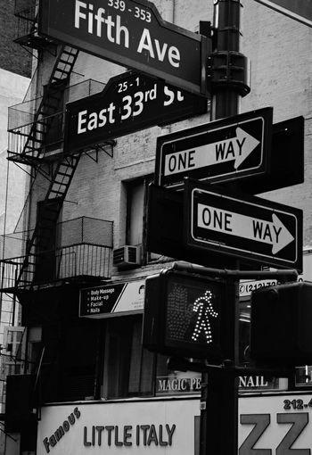 New York , Street <3