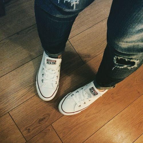 ✨Mine! ? Newshoehigh Chucks Allstars AllMine vscocam