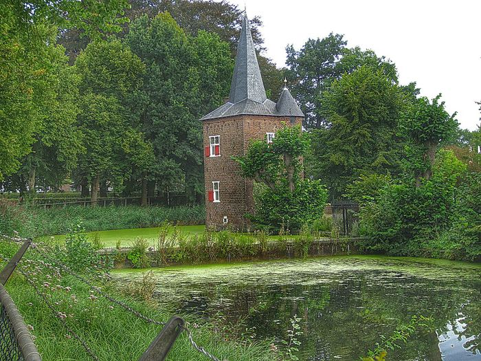 Lovelynatureshots TreePorn Buildings Castle Hoensbroek Myhdrworld Architecture