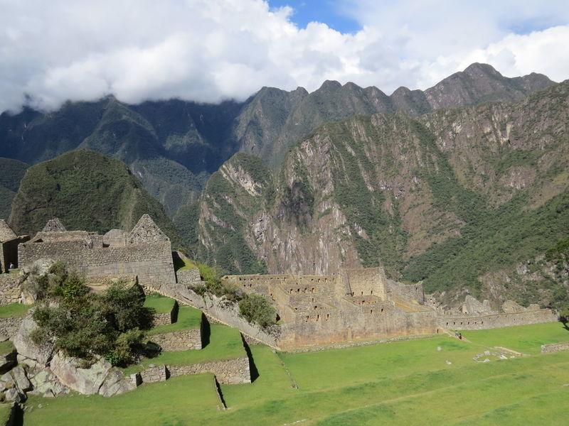 Ancient Architecture Ancient City Ancient Civilization Ancient Ruins Inca Inca Ruins Landscape Machu Picchu Machu Picchu - Peru Mountain Mountain Range Peru Ruins Tranquil Scene Travel The World