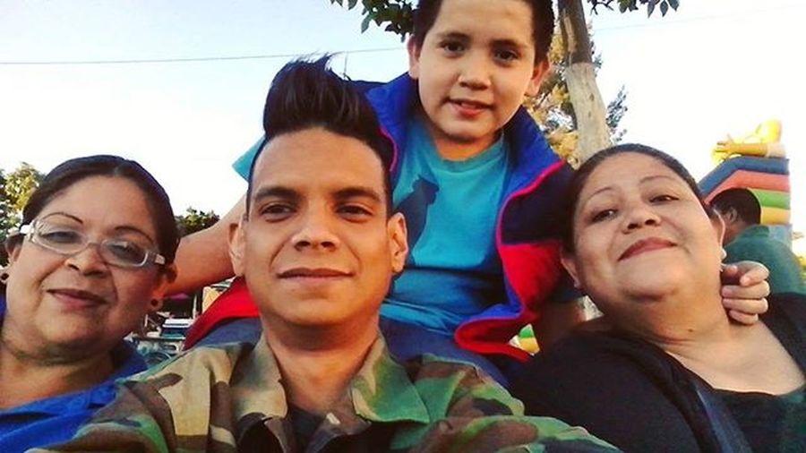 TheFamily Mom Yomero Cousin Aunt  Staanita Jalisco 😊😊👌👍✌