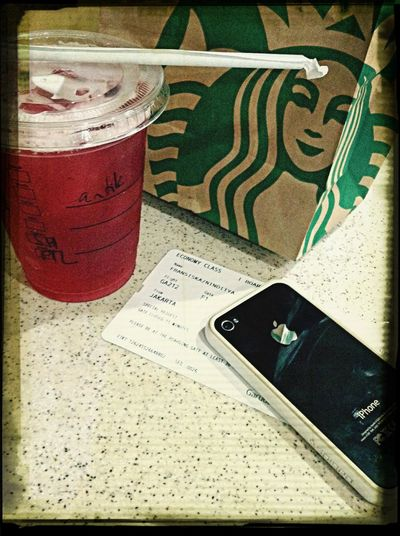 not a special request Icedshakenpassiontea On A Date Garuda Indonesia