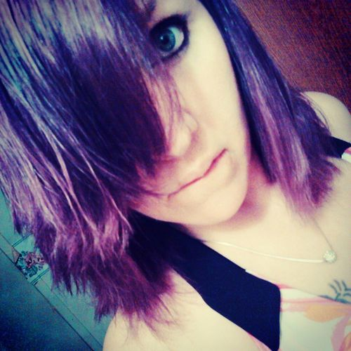 Followforfollow Like4like Purplehair Girlswithdyedhair gaugesemoscenester
