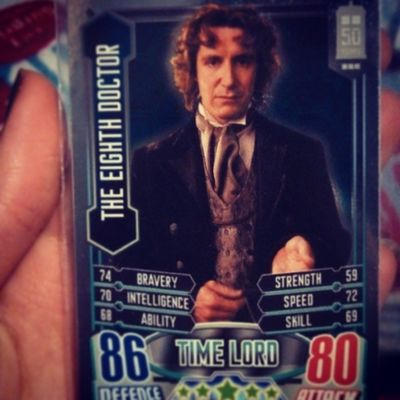 So happy ? Doctorwho Eightdoctor TimeLord Paulmcgann love