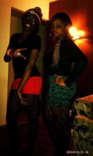me & my laa sister