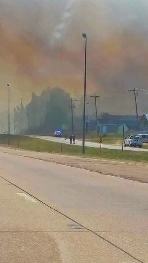 Forest Fire Smoke In The Sky Fire Street Photography Smoke Grass Fire Trees On Fire Fire In The Sky Flames Road Block Police Car Fire Crossing Highway Fire Over Road Showcase April Up Close Street Photography Telling Stories Differently The Street Photographer - 2016 EyeEm Awards