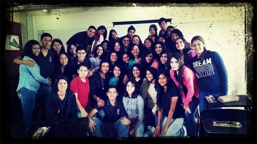 Learning El mejor grupo jamas conocido!!!! Mi Gran Familia *~*