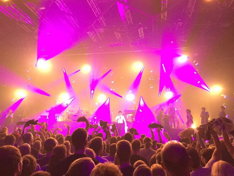 Geile Show mit Jandelay in Düsseldorf! Check This Out Enjoying Life Düsseldorf