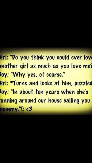 How Cute!<3
