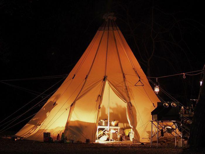 Camp Camping
