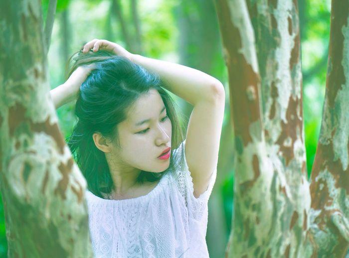 植物园 Dreamy Freshness Forest Photography Retro Beauty EyeEm Best Shots Color In The Mood Quiet Moments